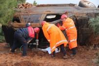 BERFIN - Şanlıurfa'da Feci Kaza Açıklaması 1 Ölü, 4 Yaralı