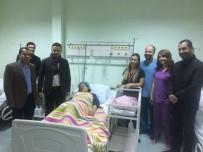 Şırnak'ta Yeni Yılın İlk Bebeği Dünyaya Geldi