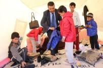 SÜLEYMAN ŞAH - Suriyelilerin Gönlüne Taht Kuran Akkurt'a Yeni Görev
