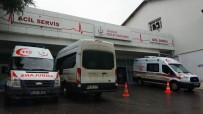 ÜNİVERSİTE HASTANESİ - Tekirdağ'da 10 Ayda 5,7 Milyon Kişiye Sağlık Hizmeti
