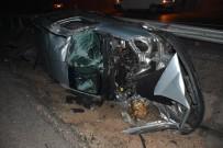 Tokat'ta Yeni Yılın İlk Kazası Açıklaması 6 Yaralı