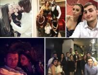 OLCAY ŞAHAN - Trabzonsporlu Oyuncular Yeni Yıla Aileleri İle Birlikte Girdi