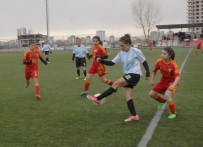 BENGÜ - Türkiye 3. Kadınlar Futbol Ligi 12. Grup