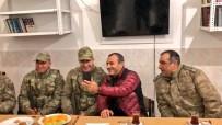 Vali Sonel, 2018'E 'Mehmetçiklerle' Girdi