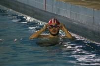 YÜZME KURSU - 600 Sporcu Yüzme Kursu Alıyor