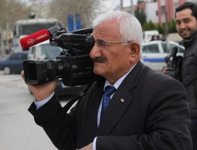 67 yaşında kameraman