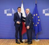 HUKUK DEVLETİ - AB Komisyonu'yla Polonya Arasında 'Hukukun Üstünlüğü' Görüşmesi