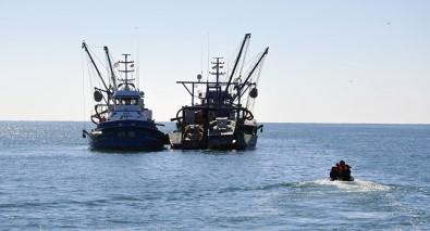 Abhazya'da Türk balıkçı teknelerine ceza yağdı