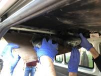 İNCIRLIK - Adana'da 25 Kilo 950 Gram Esrar Ele Geçirildi