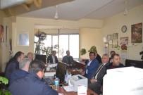 AK Parti'den Gazetecilere Ziyaret