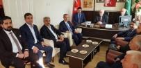 ÜLKÜ OCAKLARı - AK Parti'den MHP'ye İadeyi Ziyaret