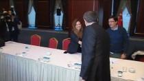 İLHAN YERLIKAYA - AK Parti Sözcüsü Mahir Ünal Gazetecilerle Bir Araya Geldi