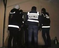 Aksaray'daki Uyuşturucu Operasyonunda 9 Tutuklama