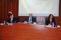 AYDIN VALİSİ - Aydın İl Koordinasyon Kurulu 2018 Yılının İlk Toplantısını Yaptı