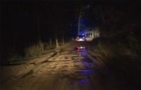 KADıOĞLU - Aydos Ormanı'nda Kaybolan Kadın Polisi Alarma Geçirdi