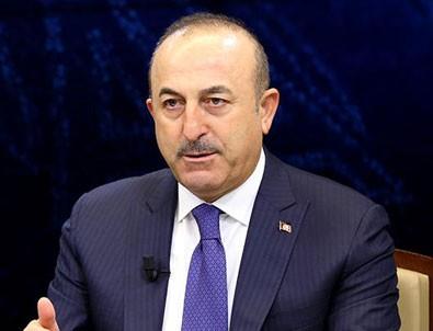 Çavuşoğlu: İran ve Rusya sorumluluğunu yerine getirsin