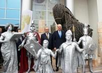 İSMAİL KAŞDEMİR - Bakan Kurtulmuş 2018 Troia Yılı Lansmanı'na Katıldı