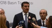 TİCARET BAKANLIĞI - Bakan Tüfenkci'den 'Çiftlik Bank' Açıklaması