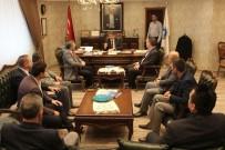 Başkan Akın, AK Parti Yönetimini Ağırladı