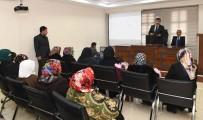 SOĞUK HAVA DEPOSU - Başkan Asya, Kadınlara Belediye Hizmetlerini Anlattı