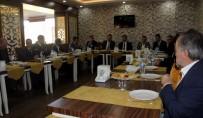 CUMALI ATILLA - Başkan Atilla, Gazetecilerle Bir Araya Geldi