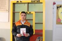 Başkan Güven'den Öğrencilere Kitap Yardımı