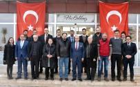 OBJEKTİF - Başkan Kayda'dan Gazetecilere Kahvaltılı Kutlama
