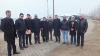 GÜBRE - Başkan Kılıç Köy Köy Dolaşıyor