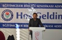 TOPLUM MÜHENDISLIĞI - Başkan Yardımcısı Yıldırım Gazeteciler Gününü Kutladı