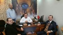 ALI SıRMALı - Başkanlar Gazetecilerin Gününü Kutladı