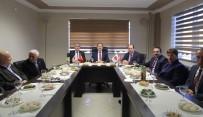 BAYBURT ÜNİVERSİTESİ REKTÖRÜ - Bayburt Gazeteciler Cemiyeti'nin Yeni Merkezi Dualarla Açıldı