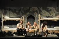 'Bimarhane Nisan 1919 İstanbul' Tiyatro Oyunu Malkara'da Sahnelendi
