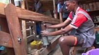 KONGO - Briket Üretimiyle Ormanları Koruyorlar