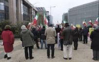 FRANSA DIŞİŞLERİ BAKANI - Brüksel'e Gelecek Olan Zarif'e Protesto