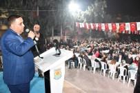 TOPLU KONUT - Can Açıklaması 'Hiçbir Vatandaşımız Mağdur Olmadan Kentsel Dönüşüm Yapacağız'