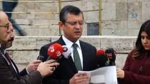 ANAYASA - CHP Grup Başkanvekili Özel Açıklaması 'İç Tüzük Ve Anayasa Değişiklik Teklifimiz Var'