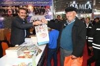 İSMAİL ARSLAN - Çukurova Belediyesi TÜYAP'ta