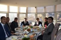 AHMET ÇAKıR - Darende'de 10 Ocak Çalışan Gazeteciler Günü Kutlaması