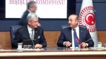 GÜMRÜK BIRLIĞI - Dışişleri Bakanı Mevlüt Çavuşoğlu Açıklaması