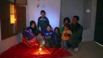 ÇOCUK HASTANESİ - Doğu Guta Ablukasından Kurtulan Aile Türkiye'ye Sığındı