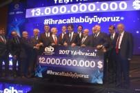 EKONOMİ BAKANLIĞI - Egeli İhracat Yıldızlarının Ödülleri Bakan Zeybekci'den