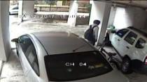 ELEKTRİKLİ BİSİKLET - Elektrikli Bisiklet Hırsızlığı Güvenlik Kamerasında
