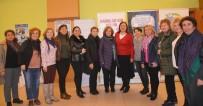 'Enerji Hanım' Tekirdağ'lı Vatandaşlarla Buluştu