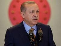 CUMHURBAŞKANLIĞI KÜLLİYESİ - Erdoğan: Bizim böyle yiğitlere ihtiyacımız var