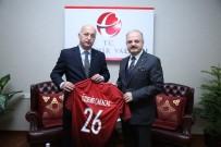 CENGIZ ZÜLFIKAROĞLU - Futbol Şehri Eskişehir EURO 2024'E Aday
