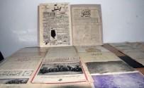 Gazete Koleksiyonuyla Giresun Tarihine Yolculuk Yaptırıyor