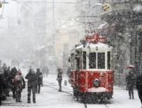 BATı KARADENIZ - İstanbul'a kar ne zaman gelecek?