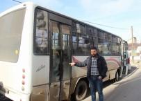 OTOBÜS ŞOFÖRÜ - Halk Otobüsünün Elektrik Devresini Keserek Bozuk Para Çaldılar