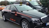 YEŞILKÖY - Havalimanında Lüks Taksi Dönemi