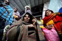 SOĞUK HAVA DALGASI - Hindistan'da Soğuk Hava Dalgası Açıklaması 187 Ölü